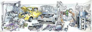 car repair Toronto